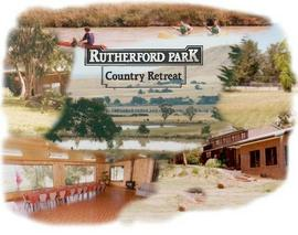 Rutherford Park Country Retreat Logo and Images