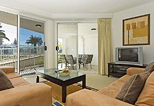 Kirra Beach Luxury Holiday Apartments Logo and Images