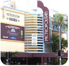 Metropolitan Motor Inn Logo and Images