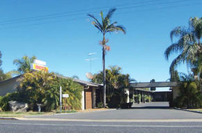 Biloela Countryman Motel Logo and Images