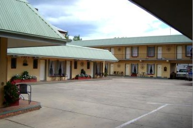 Inverell Motel Logo and Images