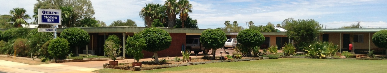 Quilpie Motor Inn Logo and Images