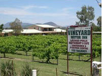 Mudgee Vineyard Motor Inn Logo and Images
