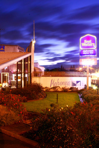 Best Western Mahoneys Motor Inn Logo and Images