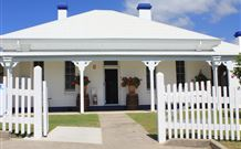 Smoky Cape Lighthouse Bed and Breakfast Logo and Images