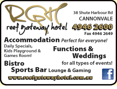 The Reef Gateway Hotel Motel