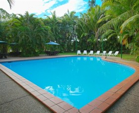 Discovery Holiday Parks Rockhampton Logo and Images