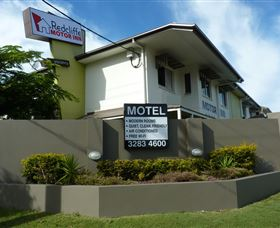 Redcliffe Motor Inn Logo and Images