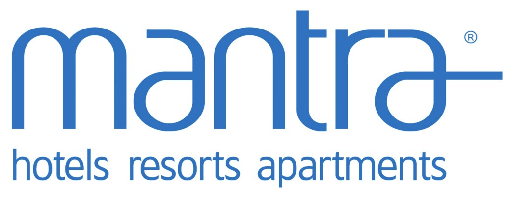 Mantra on View Hotel Logo and Images