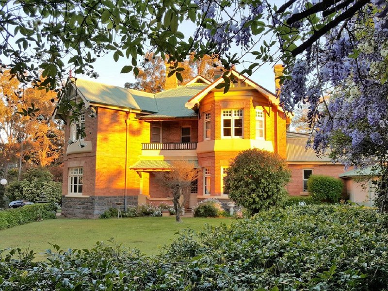 Blair Athol Boutique Hotel and Day Spa Logo and Images