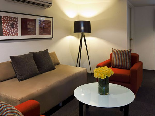 Medina Serviced Apartments Canberra Kingston Logo and Images