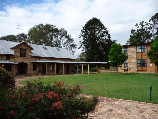 Edmund Rice Retreat and Conference Centre Logo and Images