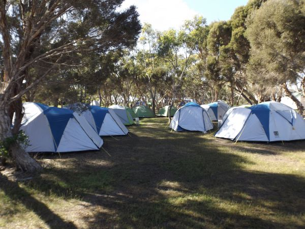 Discovery Lagoon Camping Grounds Image