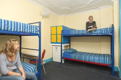 Jolly Swagman Backpackers Sydney Hostel Logo and Images