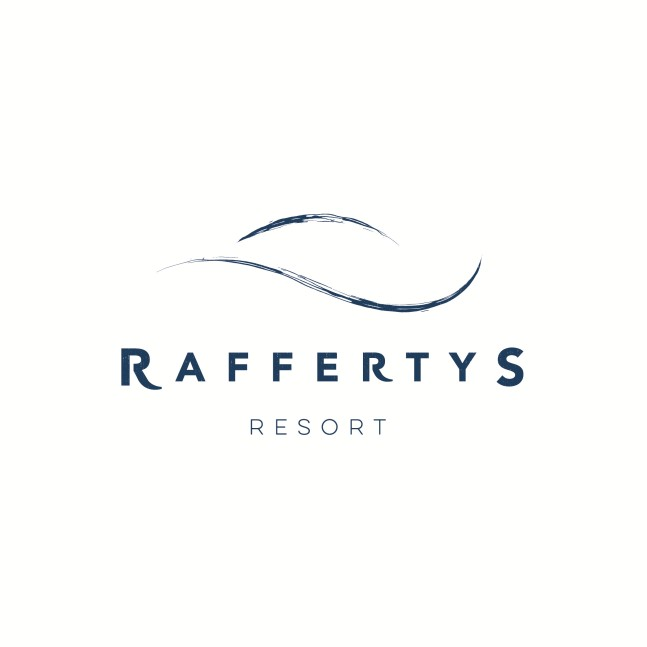 Raffertys Resort Logo and Images