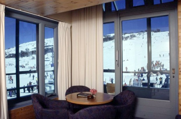 Perisher Valley Hotel Logo and Images