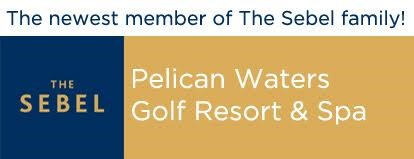 The Sebel Pelican Waters Golf Resort & Spa Logo and Images