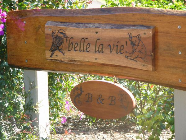 Belle La Vie Logo and Images