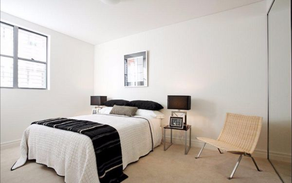 Executive Two Bedroom Unit Crows Nest Logo and Images