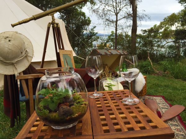 Wingtons Glamping Clarence Point Image