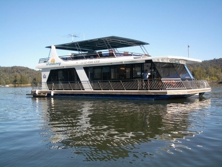Able Hawkesbury River Houseboats Image