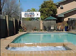 Albury Allawa Motor Inn Logo and Images