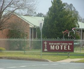 Balranald Colony Inn Motel Logo and Images