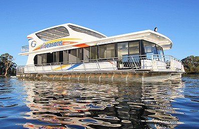 All Seasons Houseboats Image