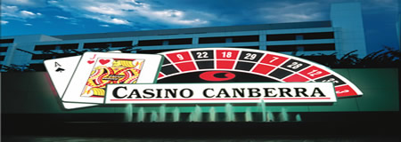 Casino Canberra Logo and Images