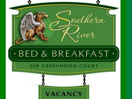 Southern River Bed And Breakfast Logo and Images