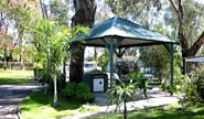Kelmscott Caravan Park Logo and Images