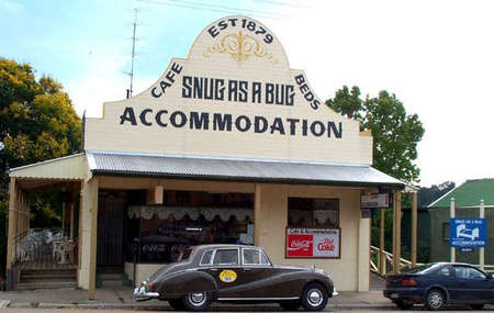 Snug as a Bug Motel Logo and Images