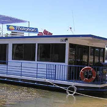 Matahari Houseboats Image