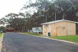 Kaniva Caravan Park Logo and Images