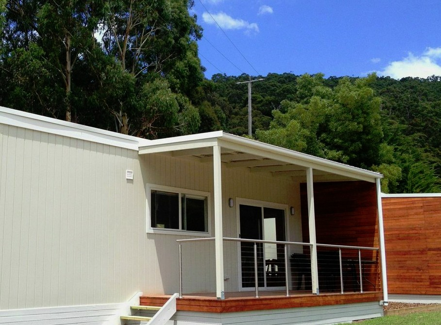 BIG4 Wye River Holiday Park Logo and Images