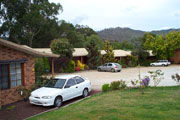 Eildon Parkview Motor Inn Logo and Images