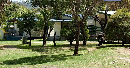 Aireys Inlet Holiday Park Logo and Images