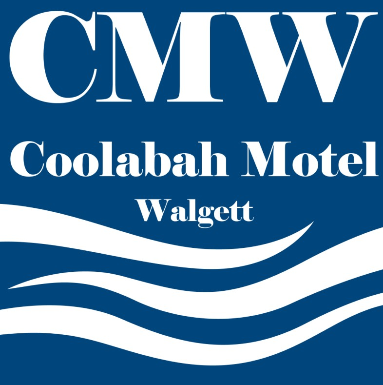 Coolabah Motel Logo and Images