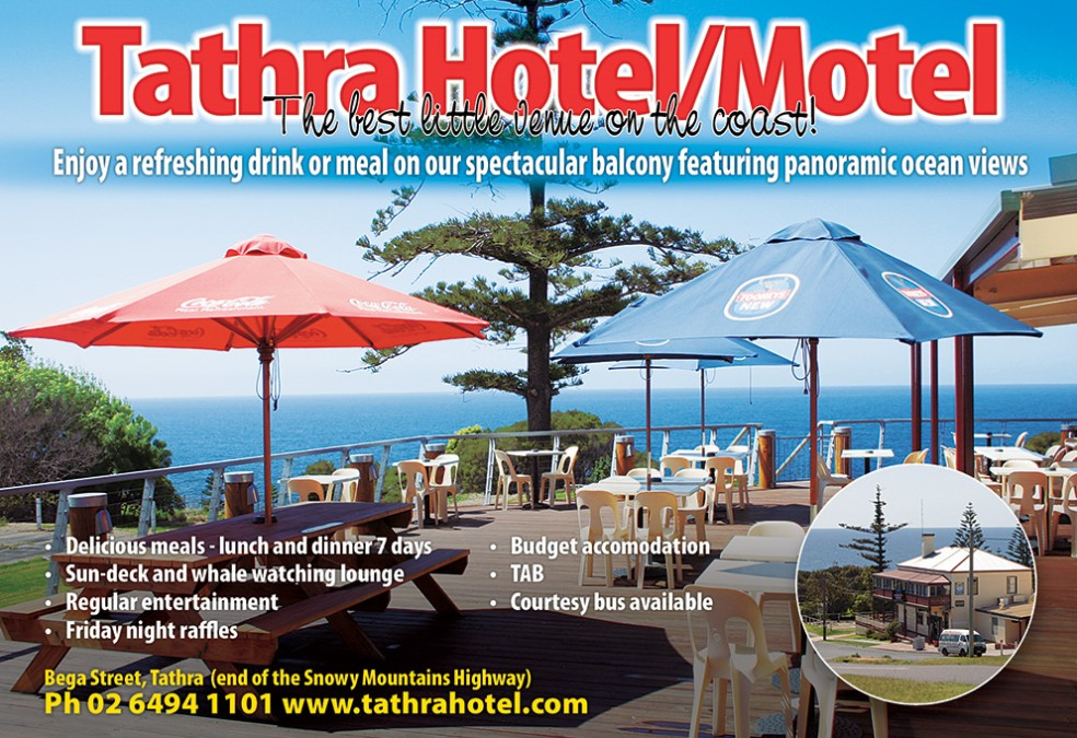 Tathra Hotel Logo and Images