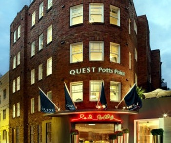 Quest Potts Point Logo and Images