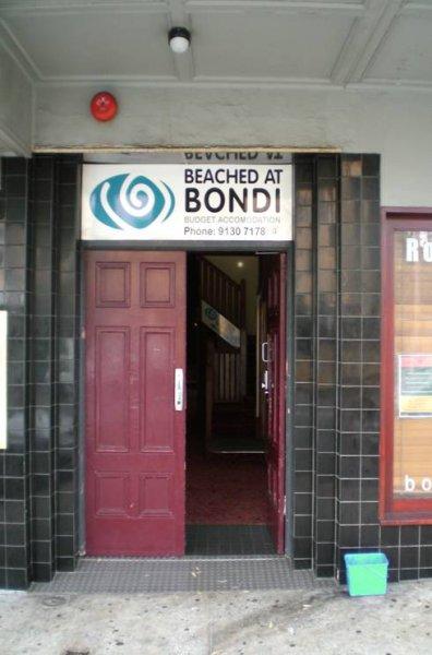 Beached At Bondi Logo and Images