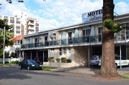 Manly Seaview Motel And Apartments Logo and Images
