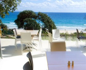 Stradbroke Island Beach Hotel Spa Resort Logo and Images