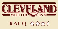 Cleveland Motor Inn Logo and Images