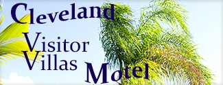 Cleveland Visitor Villas Motel Logo and Images