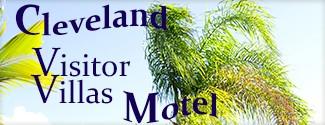 Cleveland Visitor Villas Motel Logo and Images