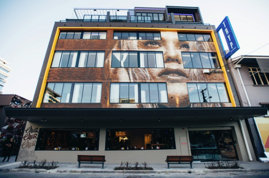 Tryp Fortitude Valley Hotel Brisbane Image