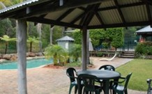 Barrington Country Retreat - Dungog Logo and Images