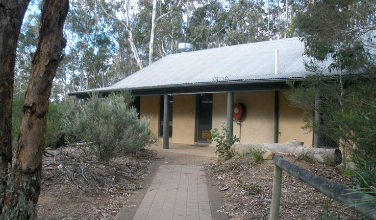 Bungonia campground Logo and Images