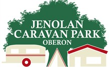 Jenolan Caravan Park, Oberon Logo and Images
